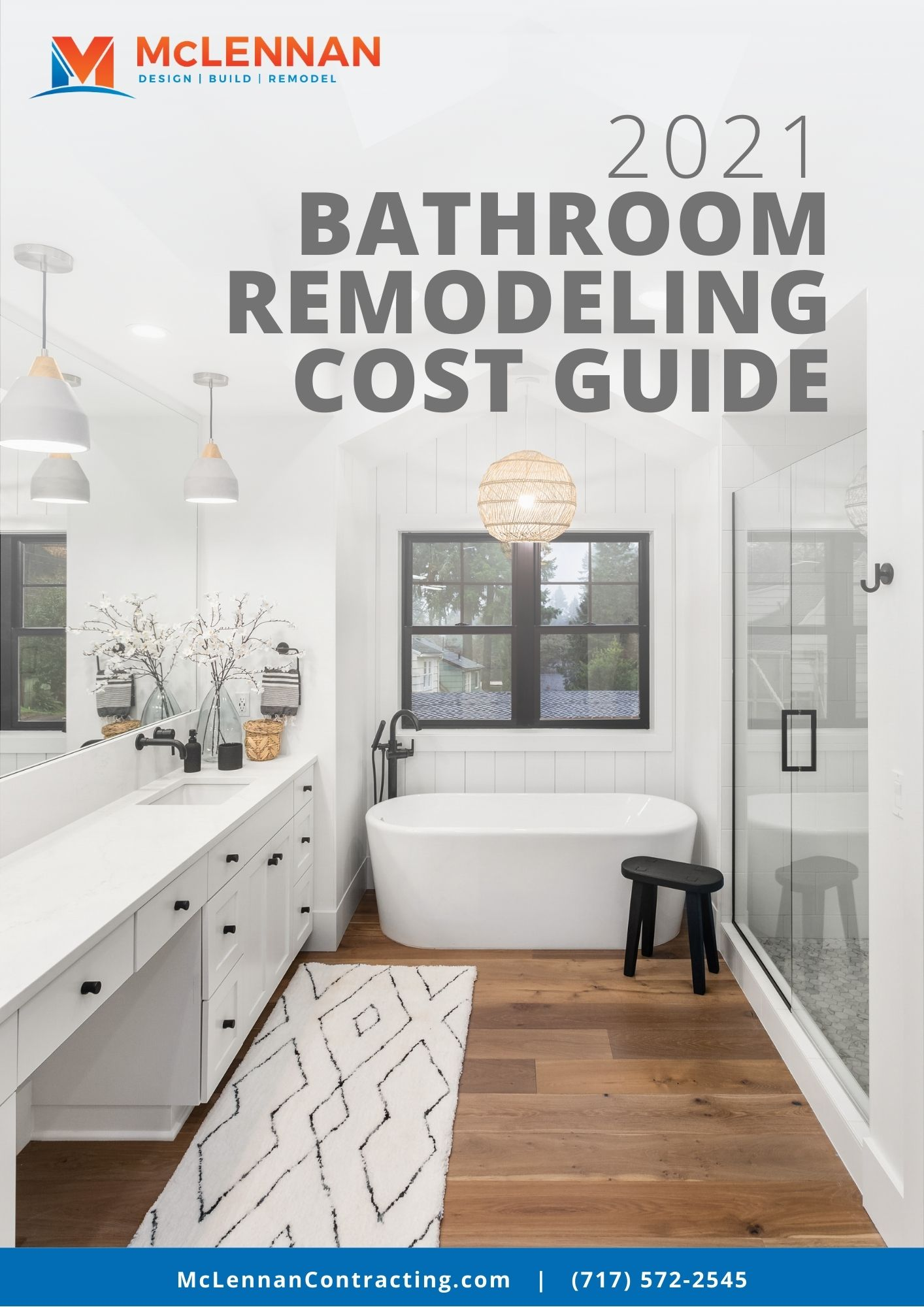 2021 Bathroom Remodeling Cost Guide - McLennan Contracting