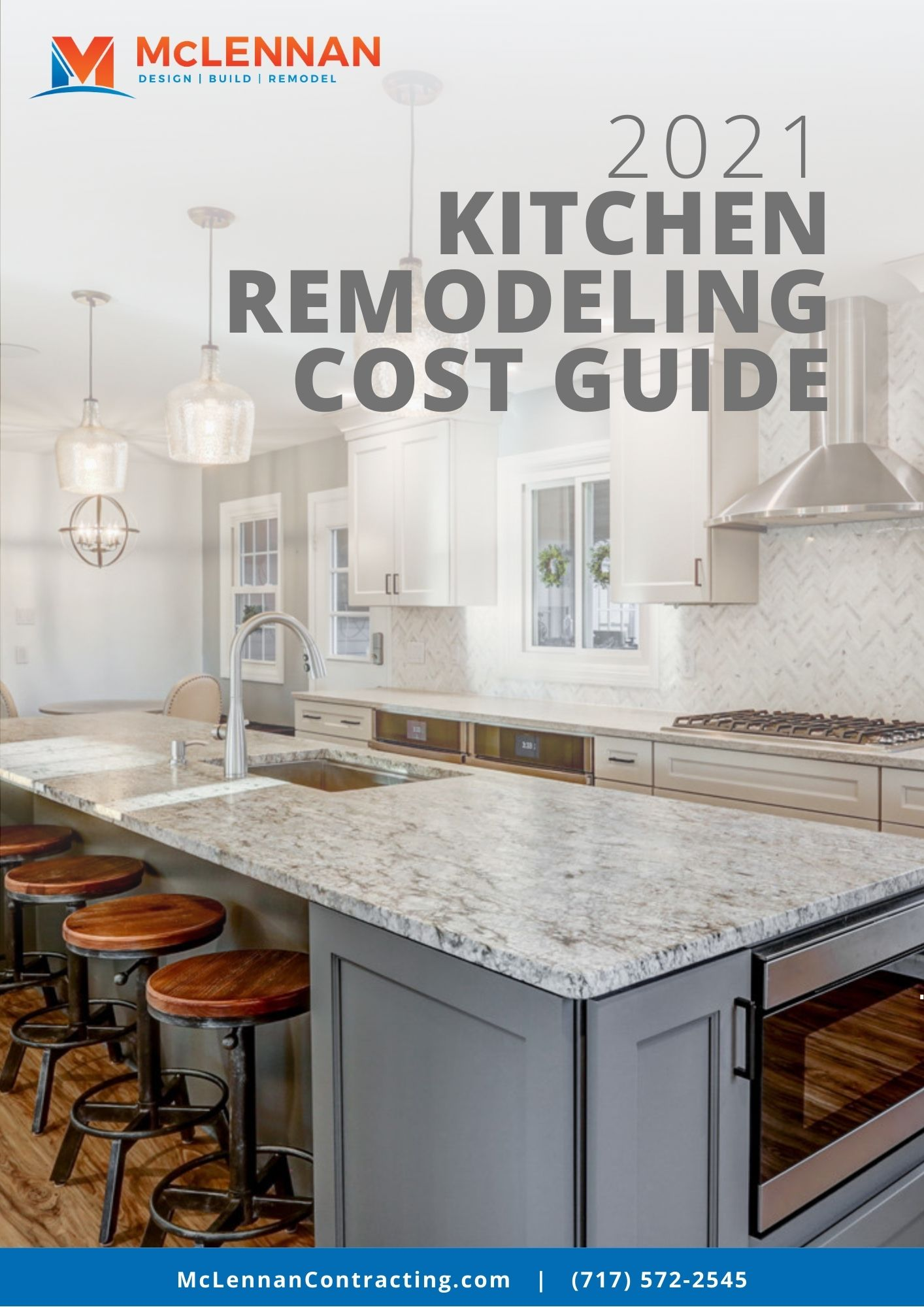 2021 Kitchen Remodeling Cost Guide-McLennan Contracting