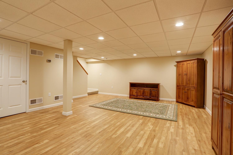 Lititz Open Floor plan Basement Remodel