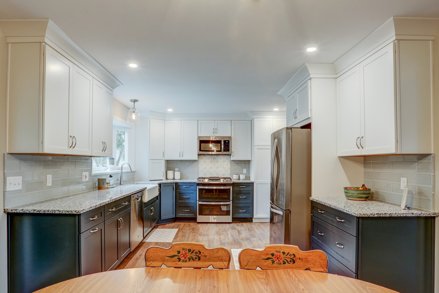 Warwick Township Kitchen Remodel with new layout