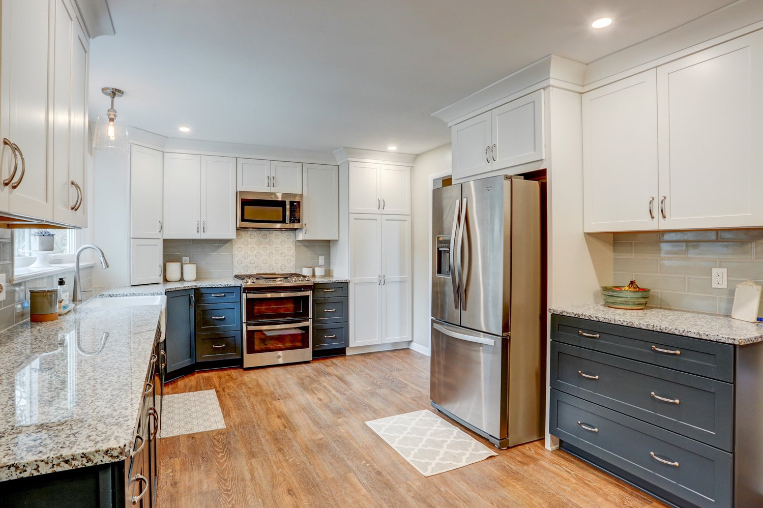 After photo of Lititz kitchen remodel